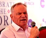 Indians love aspirational stories: Jeffrey Archer