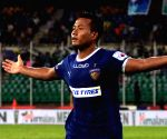 India football forward Lalpekhlua scores on 'riverfront'