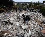 MIDEAST JENIN DEMOLISHED