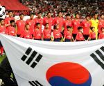 SOUTH KOREA-JEONJU-SOCCER-FRIENDLY MATCH-SOUTH KOREA VS BOSNIA AND HERZEGOVINA