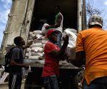 HAITI JEREMIE HURRICANE MATTHEW AFTERMATH RECONSTRUCTION