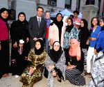 Jersey City (US): Jersey City Mayor hosts iftaar party