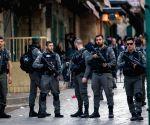 MIDEAST JERUSALEM STABBING