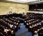 MIDEAST JERUSALEM ISRAEL NEW KNESSET INAUGURATION