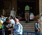 Jerusalem (Israel): Militant attack