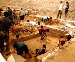 MIDEAST ISRAEL ARCHAEOLOGY