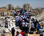 MIDEAST JERUSALEM PROTEST