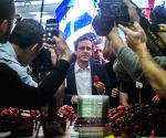 ISRAEL ELECTION RACE FINAL STRETCH