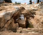 MIDEAST JERUSALEM EXCAVATION JEWISH VILLAGE
