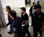 MIDEAST JERUSALEM MURDER CONVICTION