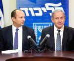 1st Israeli govt sans Netanyahu in 12 years begins work