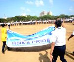 Jet Airways employees' demonstration
