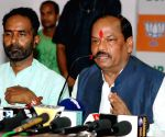 Jharkhand CM's press conference