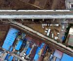 CHINA JINAN PLANT BLAST HIGH SPEED RAIL MALFUNCTION