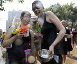 CHINA YUNNAN JINGHONG WATER SPRINKLING FESTIVAL