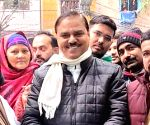 AAP drops Jitender Singh Tomar, wife given ticket
