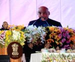 Universities hubs of ideas, not ivory towers: President