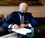 Anti-Asian hate crimes bill sent to Biden for signature