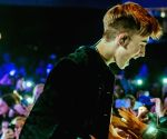 Canadian singer Johnny Orlando begins virtual world tour of India