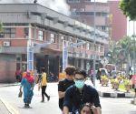 MALAYSIA JOHOR BAHRU HOSPITAL FIRE