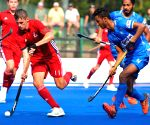 Johor Bahru (Malaysia): 9th Sultan of Johor Cup - India Vs Great Britain