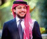 Jordan's Crown Prince tests Covid positive