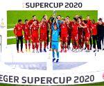 Kimmich scores late winner as Bayern beat Dortmund to lift Supercup