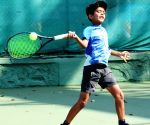 Sub-Jr National Tennis: Shelke fights hard to win