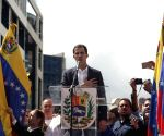 Venezuela's Guaido calls for demonstrations at military bases