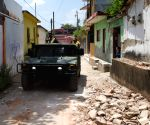 MEXICO OAXACA JUCHITAN EARTHQUAKE