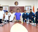 Judo is a priority sport, will enhance capacity: Rijiju