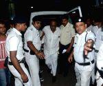 Karnan taken to hospital