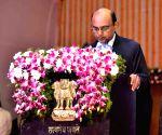 CV Nagarjuna Reddy takes oath as APERC Chairman