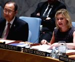 UN NEW YORK SECURITY COUNCIL DEVELOPMENT CONFLICT