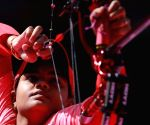 Jyothi loses final, wins silver in World Archery Championship (ld)