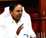 Telangana CM discusses Covid measures with Harsh Vardhan