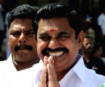 File Photos: K. Palaniswami