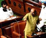 K'taka CM calls farmers' protest sponsored, creates furore in Assembly