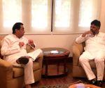 Congress' K'taka, MP chiefs discuss Covid 'mismanagement' by BJP