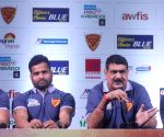 Pro Kabaddi League - Dabang Delhi's Press conference