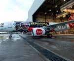 AirAsia India's aircraft dedicated to 'Kabali'