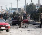 Kabul (Afghan): Afghan car bombing