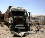 AFGHANISTAN-KABUL-TRUCK BOMBING ATTACK