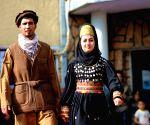 AFGHANISTAN KABUL FASHION SHOW