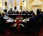 AFGHANISTAN-CHINA-PAKISTAN-COOPERATION-FM-DIALOGUE