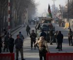 Seven killed in Kabul suicide attack