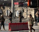 Eight killed in Kabul suicide bombing
