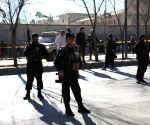 Four killed in Kabul suicide bombing