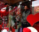 AFGHANISTAN KABUL VALENTINE'S DAY