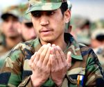 AFGHANISTAN KABUL ARMY GRADUATION